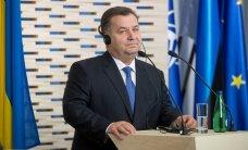 Полторак в Таллинне: с коррупцией справимся сами, а вот в борьбе с Россией нам нужна помощь