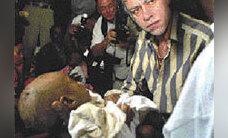 Bob Geldof päästab taas näljahädas aafriklasi