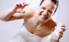 AUHINNAMÄNG: Kirjuta meile oma naljakatest pulmaäpardustest!