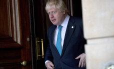 PIINLIK: Briti eurovastane välisminister Boris Johnson toetas veel tänavu Euroopa Liitu jäämist