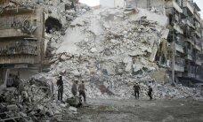 ЕС пригрозил приравнять авиаудары РФ по Алеппо к военным преступлениям