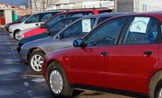 Tartu kasutatud autode müügiplatsidel toimus taas kontrollreid