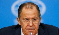 Лавров: Россия вернется к ратификации договора о границе с Эстонией при конструктивном развитии отношений