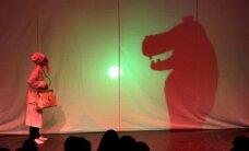 ФОТО: 8 марта в заснеженном Йыхви начался театральный фестиваль