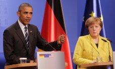 Obama ja Merkel mõistsid hukka Vene ja Süüria barbaarsed rünnakud Aleppos