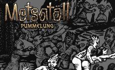 """Metsatöll andis täna välja EP """"Pummelung""""!"""