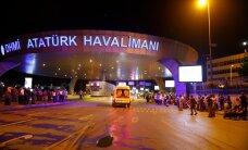 ФОТО и ВИДЕО: В аэропорту Стамбула произошли два взрыва: 36 погибших, 147 раненых
