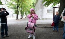 Tallinna laste vanemad on esitanud 2350 koolikoha taotlust
