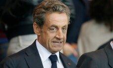 Саркози объявил о решении участвовать в президентских выборах 2017 года