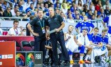 Eesti korvpallimeeskond sai MMi eelkvalifikatsiooni loosimiseks esimese asetuse