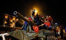 Рыйвас — о Турции: применение военной силы не может быть инструментом политической борьбы