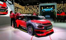 FOTOD JA VIDEO: Toyota, Hyundai ja Citroen näitasid Pariisi autonäitusel uue hooaja WRC masinaid