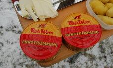 Maitseelamus: Surströmming – amps segastele seiklusteotsijatele