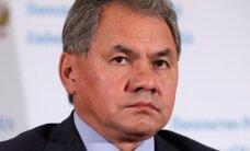 Киев направит ноту протеста в связи с поездкой Шойгу в Крым