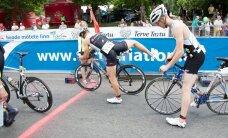 Eesti triatloni karikasari algab Valgas Baltimaade meistrivõistlustega