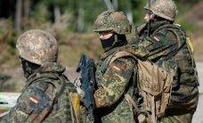 ОПРОС: Немцы против размещения солдат бундесвера в странах Балтии