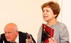 ФОТО: Депутат Европарламента Татьяна Жданок побывала в Ида-Вирумаа