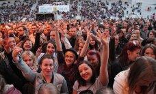 Õllesummeri publikumenu jahedam kui tavaliselt? Hansar: sel aastal jagunesid külastajad lihtsalt palju võrdsemalt