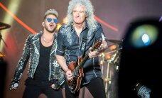 VIDEO: Vaata ja meenuta! Queeni kitarrist Brian May jutustas Tallinna kontserdil publikuga selges eesti keeles