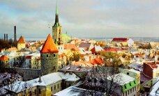 В Таллинне на новогодние каникулы ожидается рекордное количество туристов