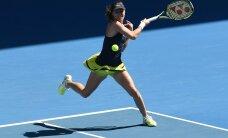 VIDEO: Vanameister Hingis andis Fed Cupil Radwanskale tugeva lahingu