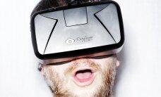 Käisin virtuaalreaalsuses ja see oli vapustav
