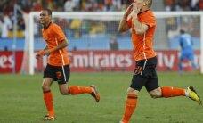 Holland lõi Slovakkiat 2:1 ja pääses veerandfinaali