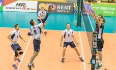 Täielik šokk! Eesti võrkpallikoondis kaotas EM-valikmängus Rumeeniale
