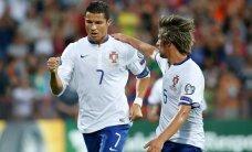 Роналду и Моутинью вошли в состав сборной Португалии на Евро-2016