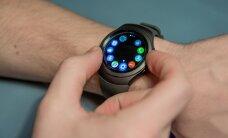 """Компания Samsung представила новые """"умные"""" часы Gear S3"""