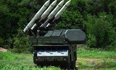 """Российские военные опровергли данные о перевозке """"Бука"""" на Украину"""