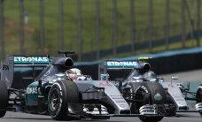 VIDEO: Brasiilia GP: Mercedesed hõivasid taas esirea endale