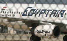 Перед крушением лайнера EgyptAir в салоне сработали детекторы дыма