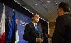 Peaminister Rõivas Varssavis: Euroopa peab olema vankumatult ühtne Ukraina toetamisel