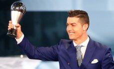 ВИДЕО: Лучший футболист мира Роналду заговорил по-русски
