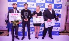 FOTOD: Tallinn valis aasta parimateks FC Flora, Epp Mäe ja Mart Seimi