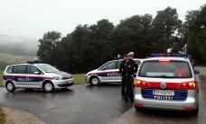 Мужчина из Эстонии подозревается в десятках ограблений в Австрии и Германии