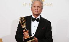 Vaatamata lahutusele tänas Emmy'de jagamisel Douglas Catherine Zeta-Jones'i