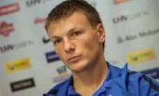 Свежеиспеченный чемпион Эстонии особенным футболистом себя не считает