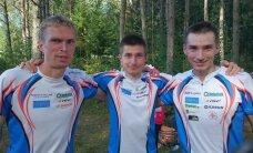 Eesti orienteerumise teatemeeskond sai MMil kaheksanda koha