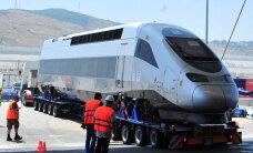 Esimene 320 km/h kihutav kiirrong pannakse sõitma ka Aafrika mandril