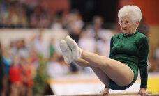 HÄMMASTAV VIDEO: Johanna Quaas - 90aastane sportvõimleja