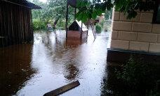 Потоп в садах Кудрукюла: дренажная система не работает как одно целое