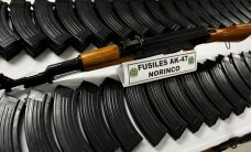 VIDEO: Mis tunne on, kui teie pihta tulistatakse AK-47st?
