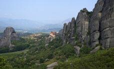 Kreeka fotoblogi: maagiline Meteora