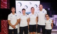 Paraolümpial osaleb viis Eesti sportlast