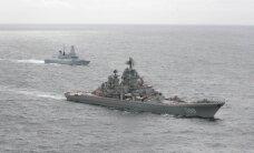 ВМФ Британии приведен в повышенную готовность из-за российских кораблей