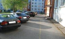 ФОТО: Тартуская полиция ищет очевидцев двух ночных ДТП