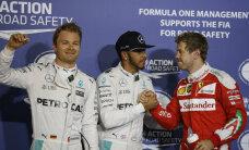 Bahreini GP kvalifikatsiooni võitis Lewis Hamilton