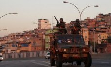 В Рио взяли в заложники трех шведских туристов